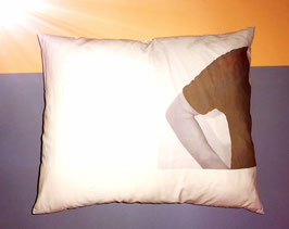 Shoulder Pillow TM ...You will be never alone...Lean on me...You miss a loved one...use me,and i´ll be there for you!