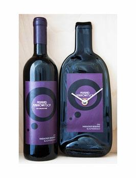 Weinflaschenuhr weingut markowitsch blaufränkisch exkl wein