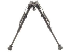 Harris Zweibein / Bipod 23cm - 33cm / starre Ausführung / 221A2L / Füße stufenlos
