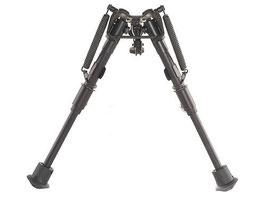 Harris Zweibein / Bipod 15cm - 23cm / starre Ausführung / 221A2BR / Füße stufenlos
