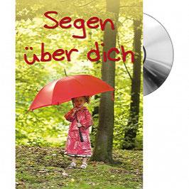 CD-Card Segen über dich - Baby