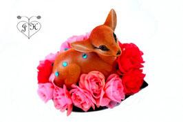 Trachten Facscinator Sweet little Bambi pink