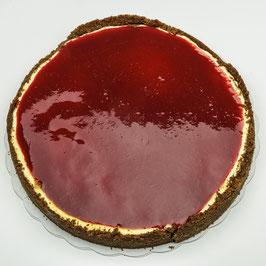 Kaastaart rode vruchten