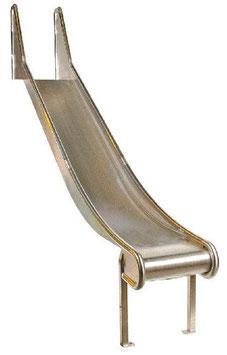 Anbaurutsche. Für Plattformhöhe ca. 1250mm H bis 1500mm H.