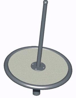 Twister mit Haltestange, Ø 700mm.