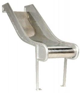 Mini Anbaurutsche. Für Plattformhöhe ca. 600mm H.