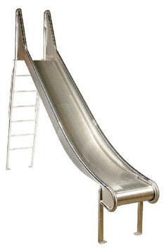 Leiter Bockrutsche. Einstiegshöhe  in ca. 1750mm H bis 2000mm H.