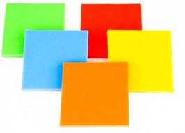 Einfarbige Polyethylen (PE) Platte 1500mm x 1500mm x 19mm