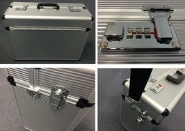 Prüfkörper- Koffer.