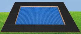 Boden Trampolin 2500mm x 2500mm