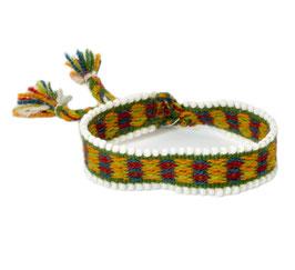Armband groen/licht groen