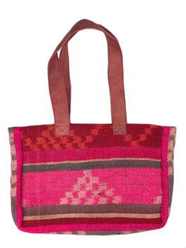 Shopper roze/rood