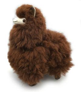 Alpaca knuffel bruin - SOLD OUT