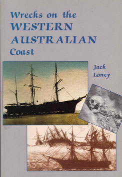 Wrecks on the Western Australian Coastline by Jack Loney