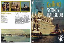 Calling Sydney Harbour  DVD