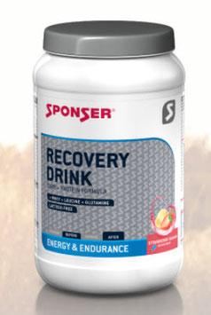 SPONSER RECOVERY DRINK ®
