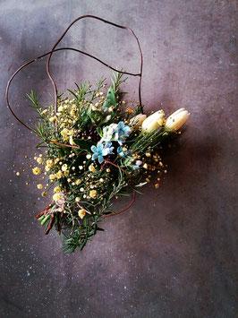 パステルの花束
