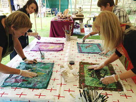 Introduction To Batik Group Workshop Saturday 6th July 2019
