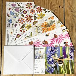 Bee Lover Art Card Multipack