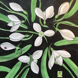 Snowdrop Art - Snowdrops 1