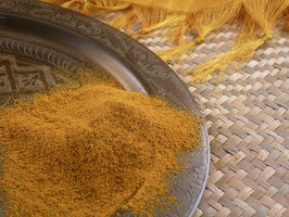 Curry Golden Madras, Gewürzmischung