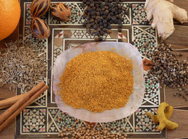 Arabische Orangen Gewürzmischung