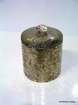 Schmuckdose Deutsches Silber