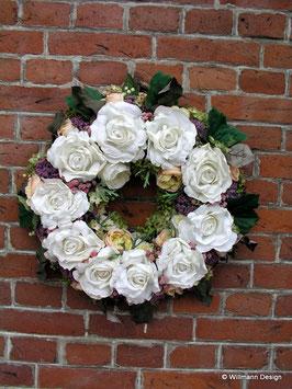 Rosenkranz mit lila