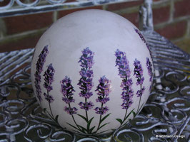 Dekokugel Lavendel