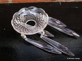 Tropfenfänger Kristalglas