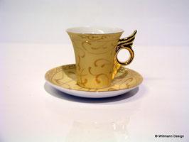 Espressotasse Omato Oro