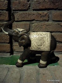 Elefant braun