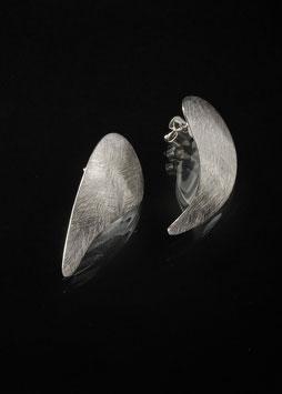 Ohrstecker Flügel Silber