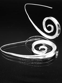 Ohrhänger Spirale