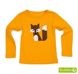 """Shirt 'Lily Balou' - """"Henri"""" Gold"""