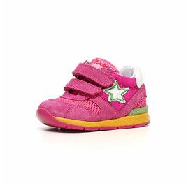 Naturino Falcotto Lorin Fuxia - Baby Jungen Lauflernschuhe - Sneaker