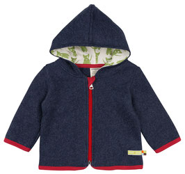 Jacke Fleece 'Loud-Proud' Midnight