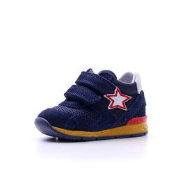 Naturino Falcotto Lorin Navy - Baby Jungen Lauflernschuhe - Sneaker