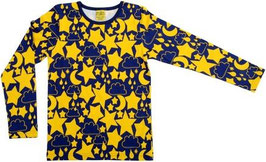 Shirt  'more than a FLING' Sterne Indigo