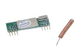 RBX6 mit Antenne
