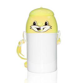 Kinderflasche  Gelb