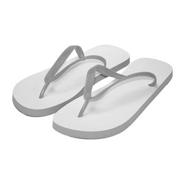 Flip-Flops Grau Erwachsen  M