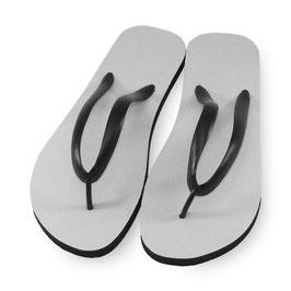 Flip-Flops Schwarz Kinder  L