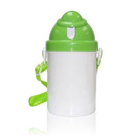 Kinderflasche Grün