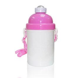 Kinderflasche Rosa