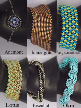 schmucke Armbänder