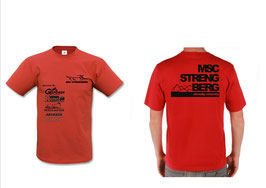 T-Shirt MSC Strengberg