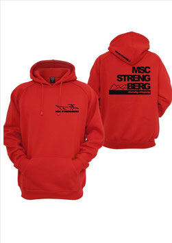 ZIP Sweater MSC Strengberg
