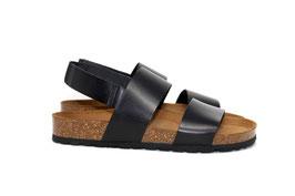 Grand Step Shoes Sandale Alex - Black | Gr.41