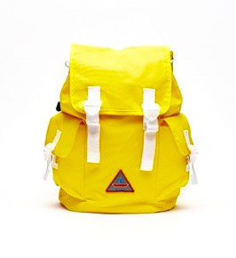 MIMMEKO KIDS BAGBACK - YELLOW